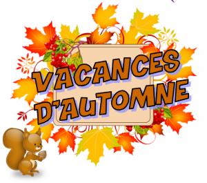 Inscription Accueil de Loisirs 3-11 ans Vacances d'Automne